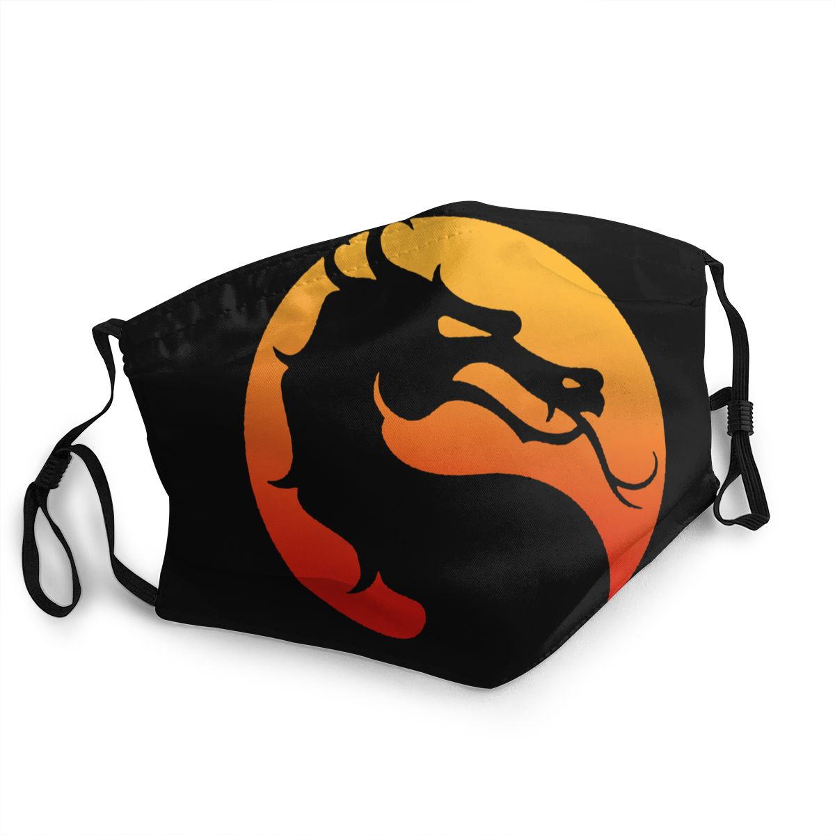 Mortal Kombat Mk11 Non-Disposable Face Mask Anti Bacterial Dust Mask Protection Cover Respirator Mouth Muffle