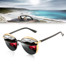 Car Goggles Polarized Sunglasses Women Round Frame Vintage Sunglasses for Driving the Car UV400 Driver Goggles Sunglasses 2016 retro round sunglasses women brand designer outdoor travel driving vintage sunglasses for women ladies 5 colors hot sale