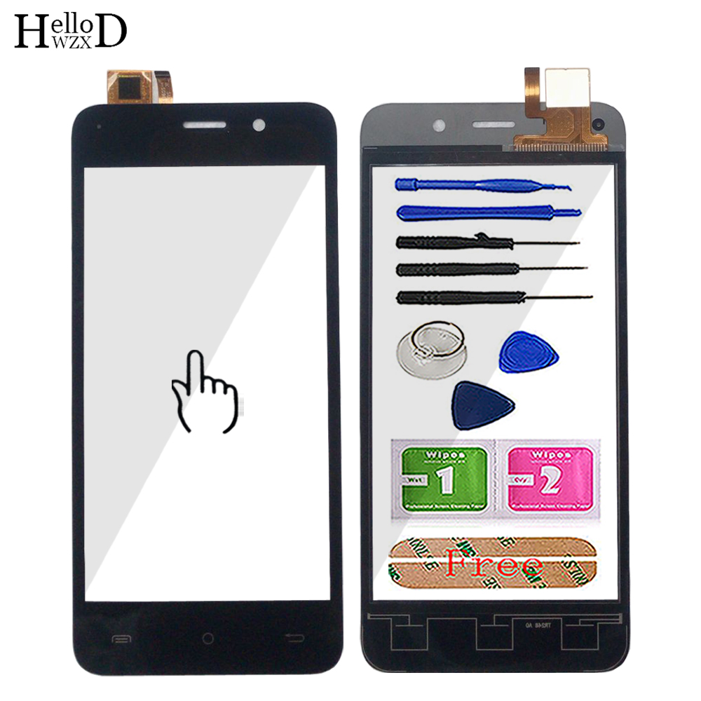 Mobile Touch Screen For BQ Mobile BQ-4585 Fox View BQ4585 BQ 4585 Touch Screen Digitizer Glass Panel Lens Sesnor Tape Tools