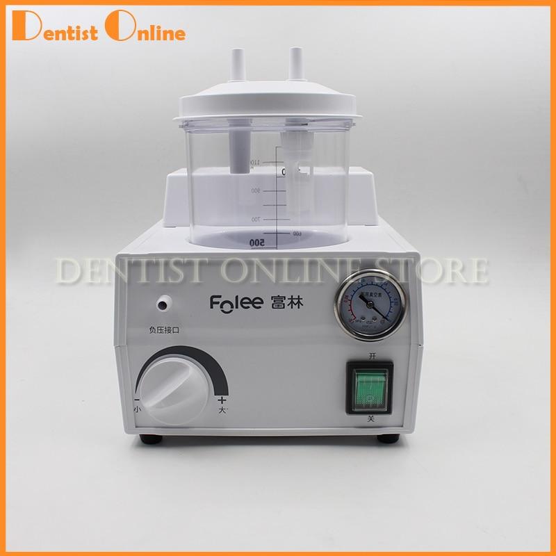 Portable Dental Medical Emergency Vacuum Phlegm Suction Unit Electric Free Shipping