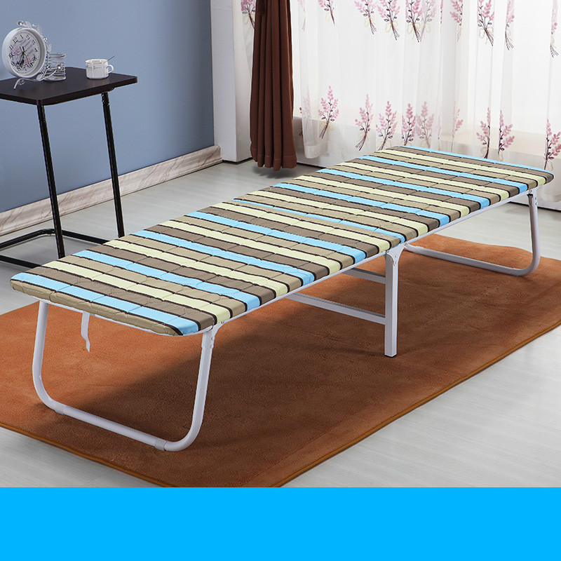 Folding Sheets For People With Simple Bed Office Lunch Break Bed Economy Portable Marching Bed Invisible Bed Escort Bed