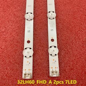 Image 5 - חדש 10 יח\חבילה LED blacklight רצועת עבור LG innotek ישיר 16Y FHD 32LH604V 32LH530V 32LH60_FHD_A S L SSC_32inch_FHD EAV63452304