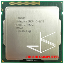 Intel Core i3 2130 3.4GHz Dual Core LGA 1155 Socket H2 CPU Processor SR05W