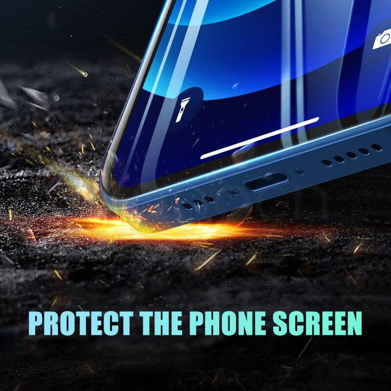 9H Gehard Beschermende Glas Voor Iphone 11 12 Pro Xr X Xs Max Screen Protector Film Op Iphone 7 6 8 6S Plus 5 5S Se 2020 Glas 4