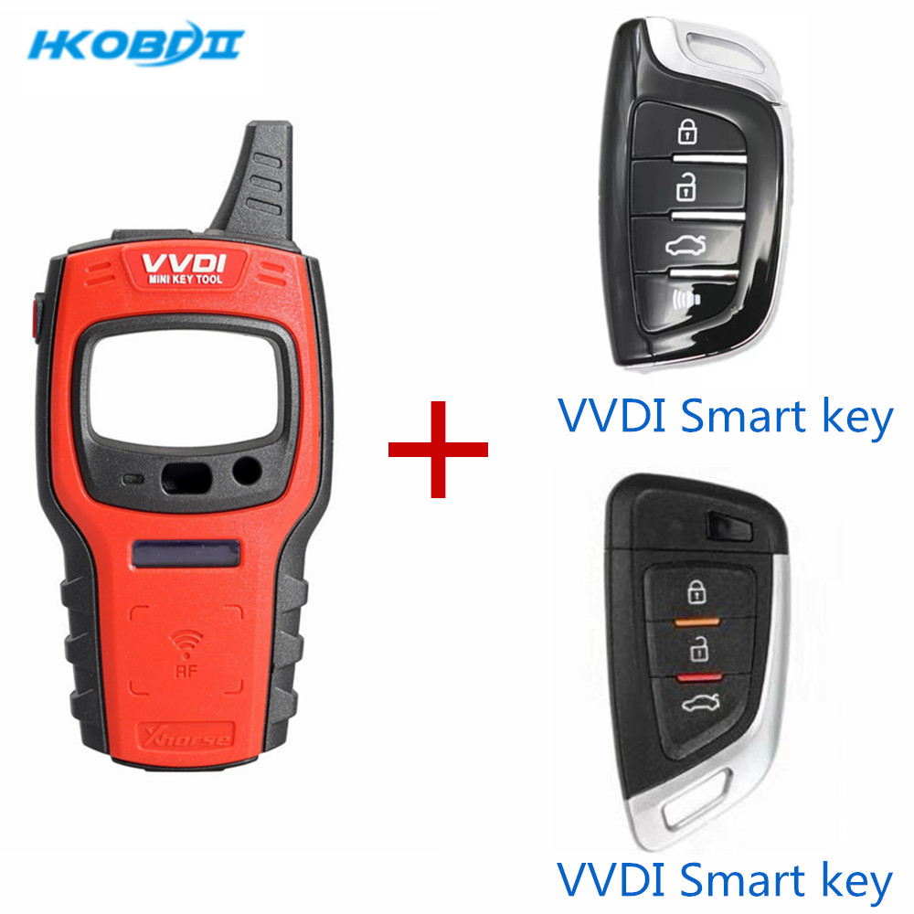 Key-Tool VVDI Remote-Key-Programmer Smart-Key Xhorse 48 Clone Mini Copy Ce With 96bit