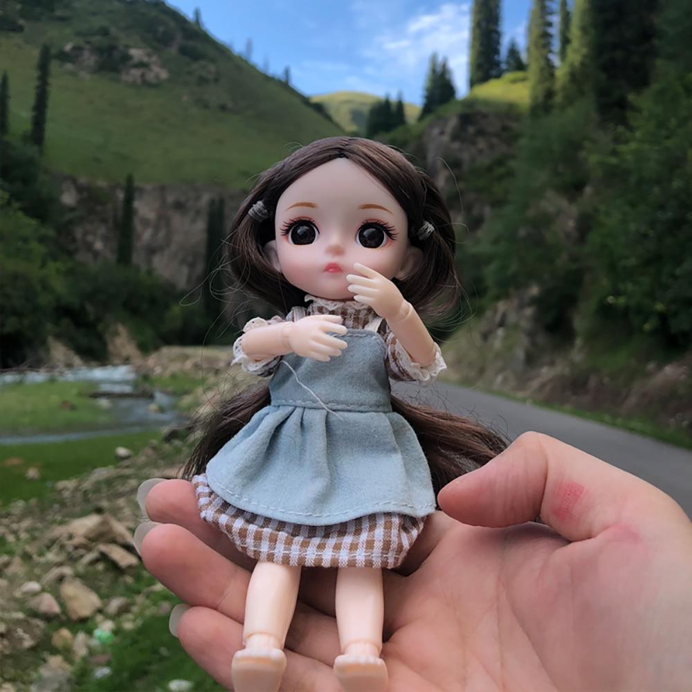 Набор детских кукол, имитация суставов, кричащий игровой домик для девочек, детская игрушка, кукла Барби
