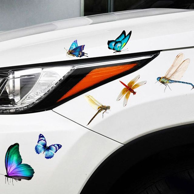 3D-Car-Sticker-Animals