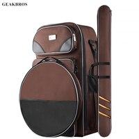 70/80CM Angeln Tasche Große Kapazität Stuhl Stange Tackle Tasche Wasserdichte Outdoor Sport Reise Camping Wandern Rucksack Schulter tasche|Angeltaschen|   -