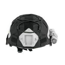 OneTigris тактический MICH 2000 страйкбол шлем крышка с x-банджи подходит для MICH 2000 шлемы с боковыми рельсами