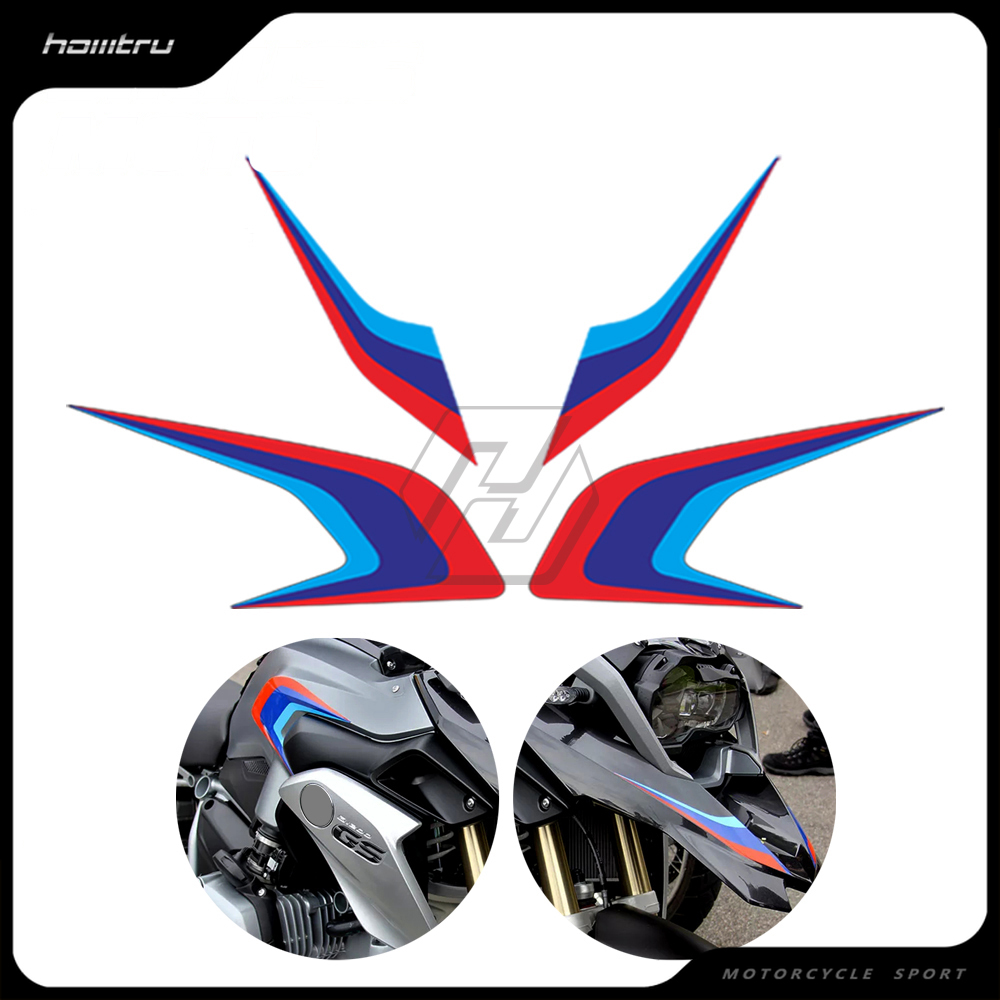 Motorcycle Sticker Case for BMW R1200GS Decal R1200 GS LC 2013-2018