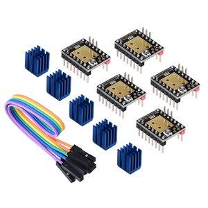 Image 5 - BIGTREETECH SKR V1.3 Controller TFT35 V3.0 Touch Screen + TMC2209 TMC2208 UART Driver 3D Printer Board Kits MKS GEN L TMC5160