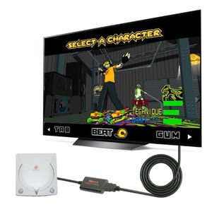 Image 3 - Mới nhất HDMI Cáp cho Máy SEGA Dreamcast Dán Cường HDMI/HD Liên Kết Dây Cáp cho Máy SEGA Dreamcast