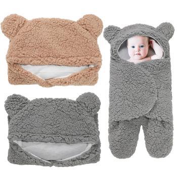 Swaddle Baby Sleeping Wrap-Blanket