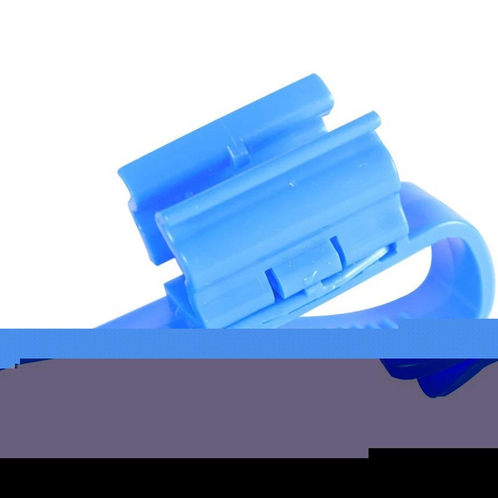 Пластиковый Регулируемый держатель шланга для аквариума фильтрации