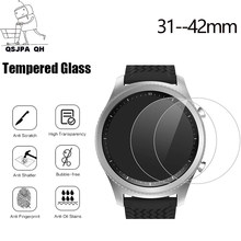 5pcs Tempered Glass Screen Protector For Smart Watch 30 31 32 33 34 35 36 37 38 39 40 41 42 MM Smart Watch Glass Screen