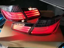 Tira de luces LED traseras para BMW, F10, F18, 520, 525, 530, 535i, 2010, 20112012, 2013, 4 unidades