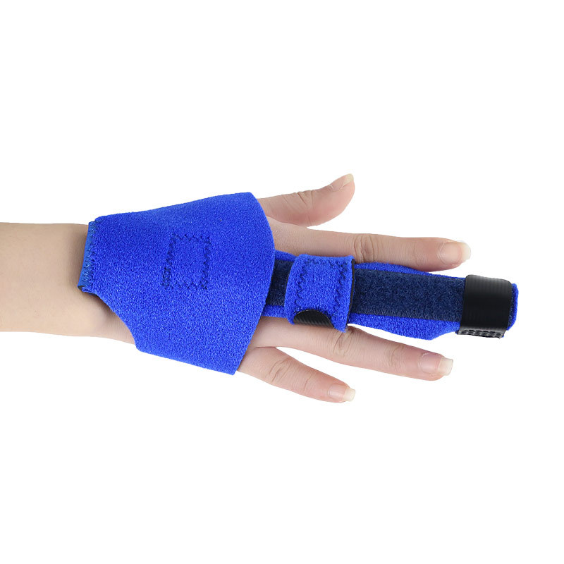 New Products Shelves For Both Men And Women Plastic Metal Plate Finger Fracture Fixation Splint Finger Orthopedic Band