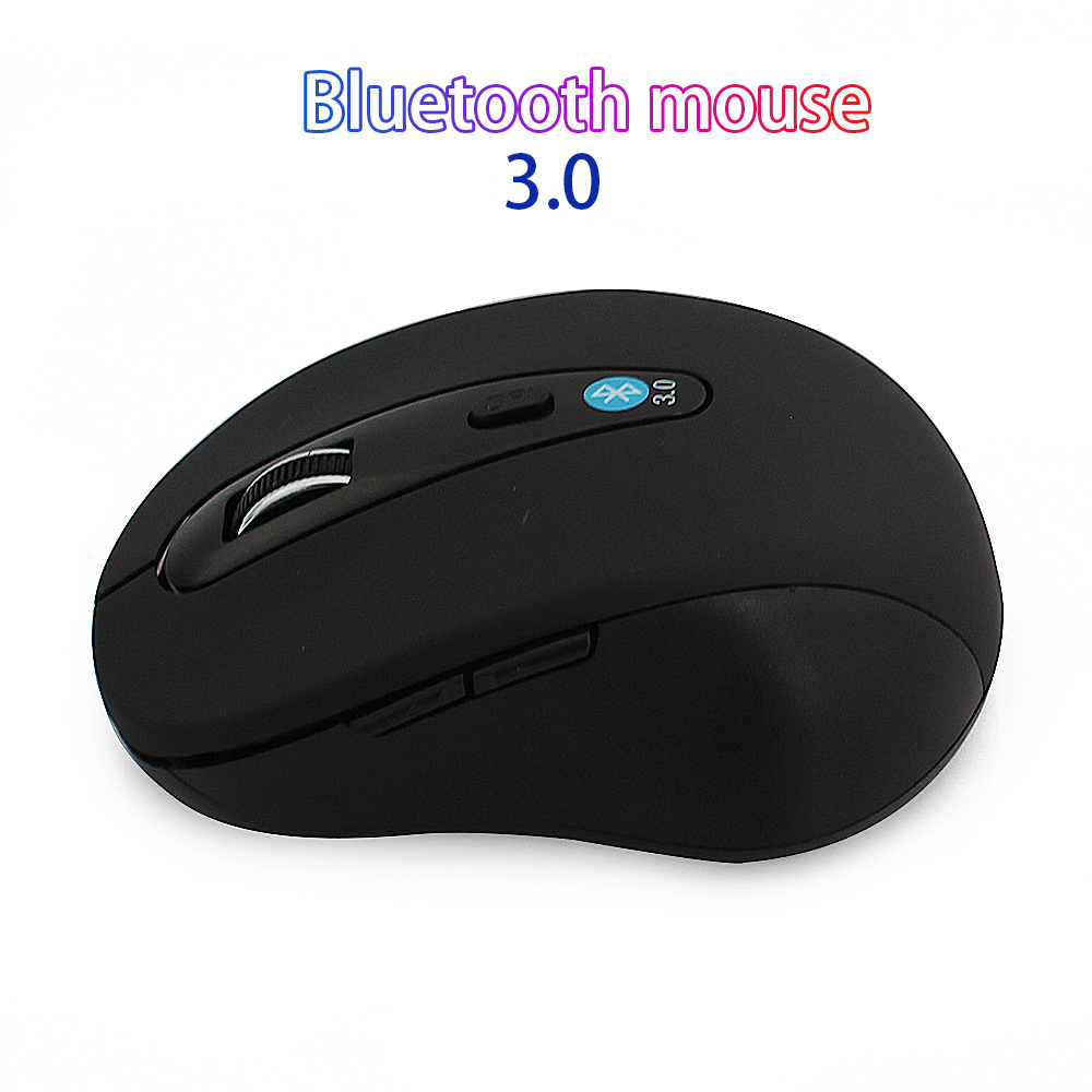 Wireless Mouse Bluetooth Computer Mouse 2.4Ghz 1600 DPI Ergonomic Mause Mini  Mice Wireless Mice For Laptop