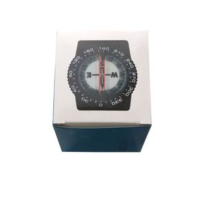 Image 3 - Diving Sighting Wrist Compass 50M Depth Blackout Dial for Outdoor Hiking