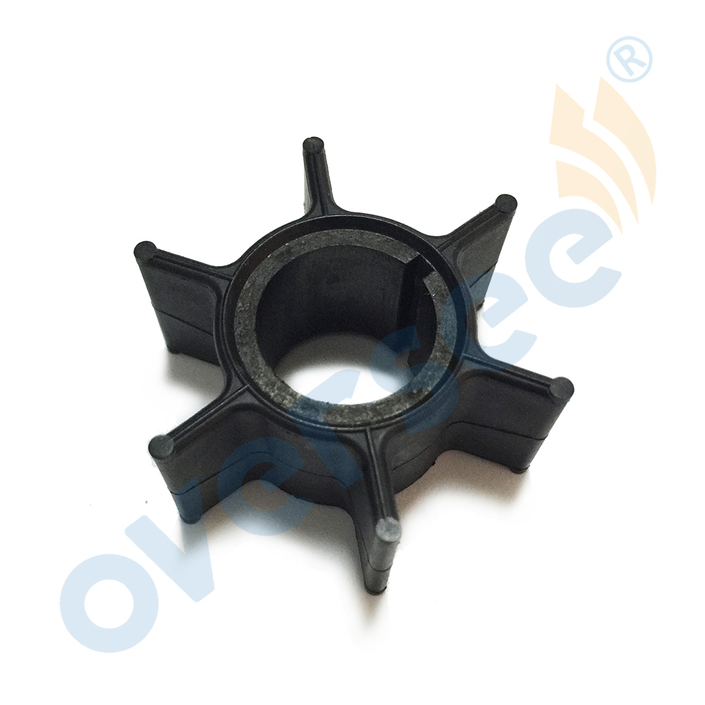 345-65021 <font><b>Outboard</b></font> <font><b>Motor</b></font> Water Pump Impeller For Tohatsu 25HP 30HP <font><b>40</b></font> <font><b>HP</b></font> 345-65021-0 18-8923 500382 3R0-65021 image