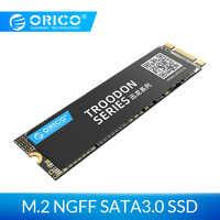ORICO M.2 NGFF SSD 128GB 256GB 512GB 1TB M2 SATA SSD M.2 2280 disco duro interno de estado sólido para ordenador portátil de escritorio