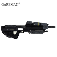 1:1 War Human Ma37 Rifle Paper Model Manual DIY Can Not Be Launched Papercraft Toy