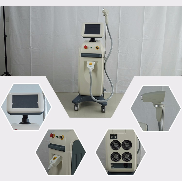 For Beauty Salon 2019  Lumenis Diode Laser Removal Machine Diode Hair  Remove Treatment