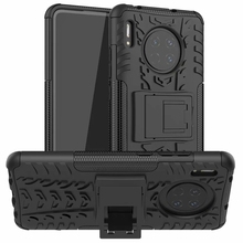 Defender Stand TPU PC Shockproof Protective Silicone Plastic