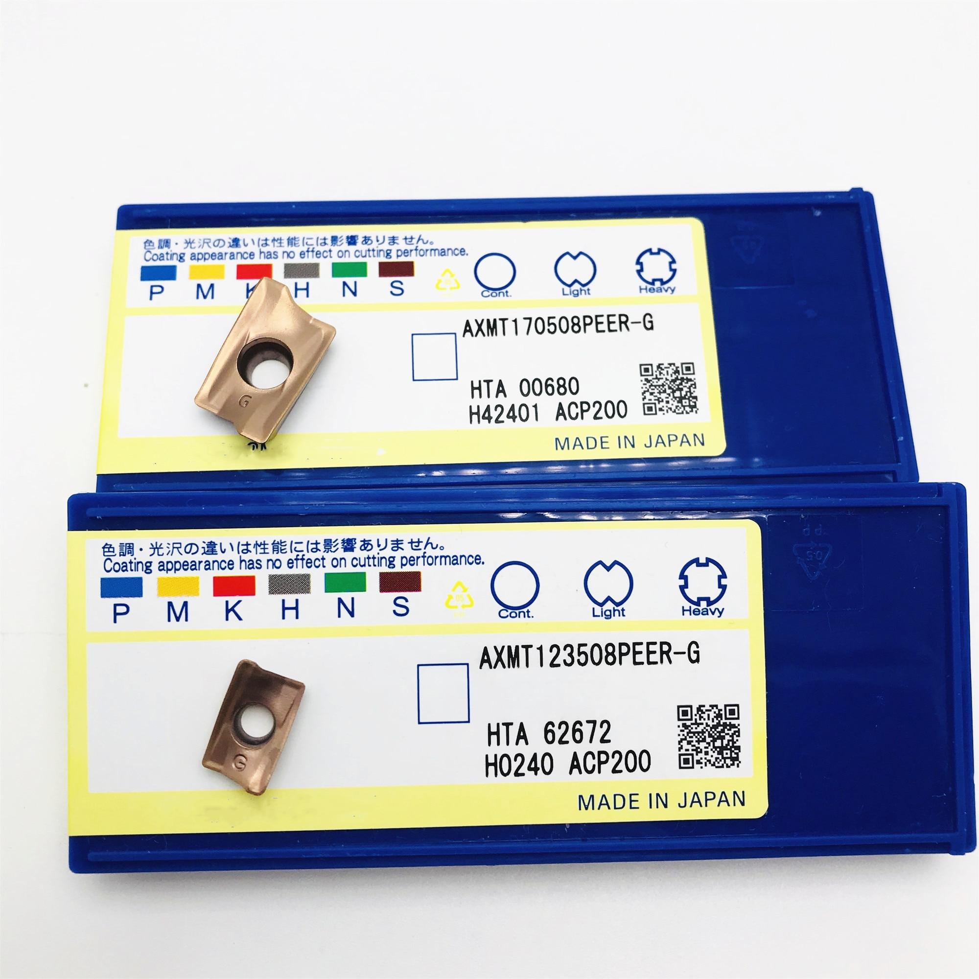 AXMT123508 / 170508PEER-G ACP200 High quality metal internal turning tool CNC lathe tool AXMT Carbide cutting tool turning tool