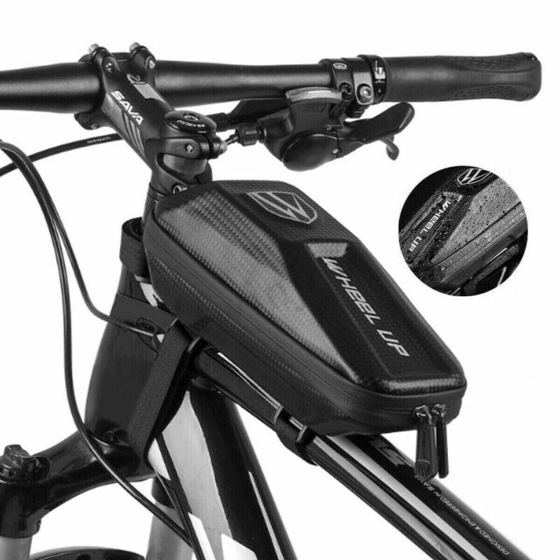 Cycling Bike Bicycle Sports Handlebar Bag Waist Bag Shoulder Bag Holder Pouch