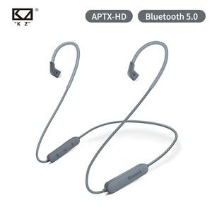 Image 1 - KZ aptX HD אלחוטי Bluetooth כבל שדרוג מודול IPX5 עם 2Pin מחבר עבור KZ ZSN/ZS10 פרו/AS16 /לZST/ZS10/AS10/AS06 CSR8675