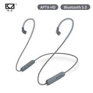 Image 1 - KZ aptX HD سماعة لاسلكية تعمل بالبلوتوث كابل ترقية وحدة IPX5 مع موصل 2Pin ل KZ ZSN/ZS10 برو/AS16/ZST/ZS10/AS10/AS06 CSR8675