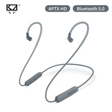 KZ aptX HD Wireless Bluetooth Cable Upgrade Module IPX5 With 2Pin Connector For KZ ZSN/ZS10 Pro/AS16/ZST/ZS10/AS10/AS06 CSR8675(China)