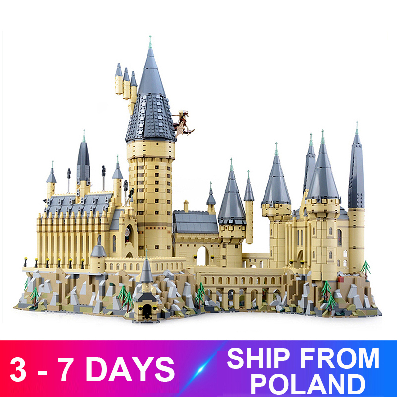 16060 Harri Magic School Series Castle Compatible with 71043 Building Blocks Bricks Educational Toy Birthdays Gifts For Chlid 1