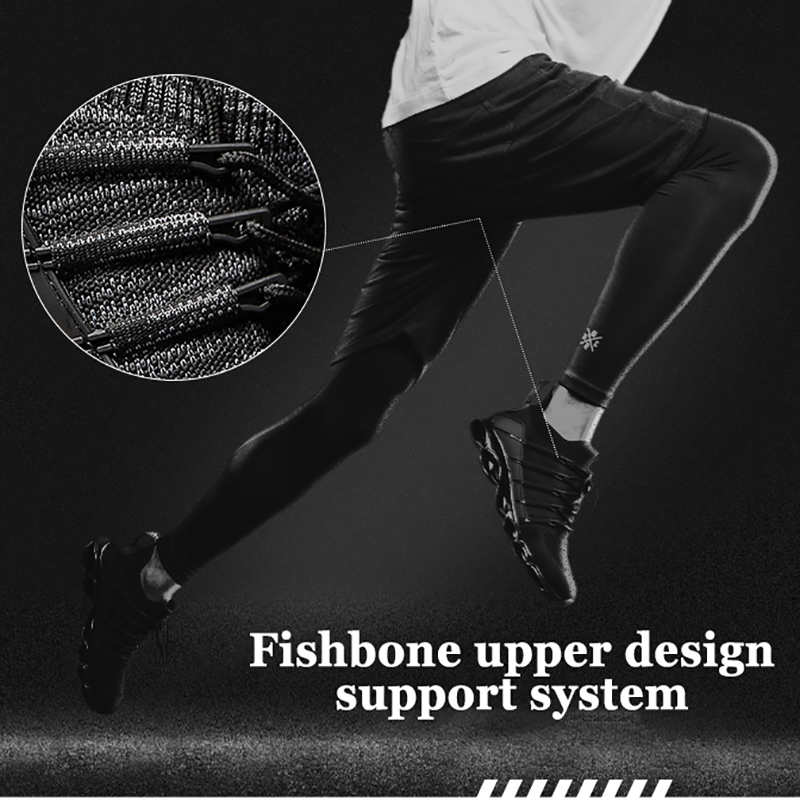 Hc063b5a566f7463daf9909549c4e9f454 New Fishbone Blade Shoes Fashion Sneaker Shoes for Men Plus Size 46 Comfortable Sports Men's Red Shoes Jogging Casual Shoes 48