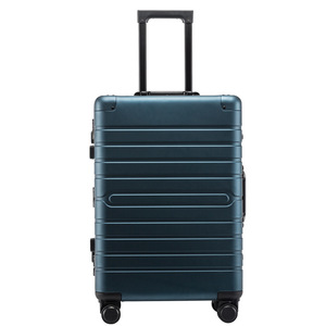 "Image 2 - Carrylove 100% Aluminium hand luggage 20"" 24"" 28"" spinner metal large hard trolley suitcase with wheels"