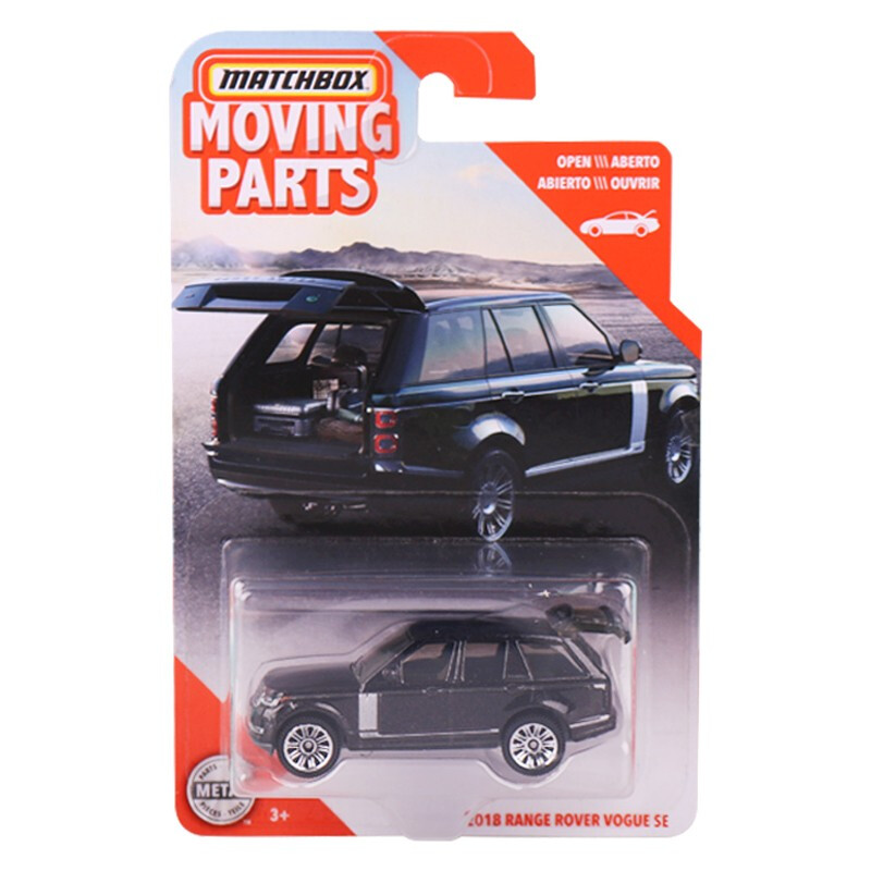2020 Matchbox 1:64 Car 2018 RANGE ROVER VOGUE SE  Collective Edition Metal Diecast Car Alloy Model Car Kids Toys Gift