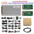 Инструмент для ремонта автомобиля CARPROG V10.05 V10.9 или V8.21, 2020, высокое качество, онлайн-версия, программатор чипа 74hc125, автомобильный prog с 21 адапт...