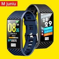 DT58 Intelligente Wristband Impermeabile Frequenza Cardiaca Orologi Ecg Braccialetto Intelligente Inseguitore di Fitness Banda Intelligente Reloj Pk Xiomi Pk Honor Fascia 4