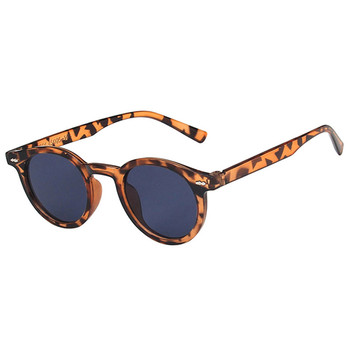Proste męskie małe okulary przeciwsłoneczne damskie okrągłe okulary damskie damskie okulary przeciwsłoneczne męskie eleganckie okulary óculos tanie i dobre opinie curtain CN (pochodzenie) WOMEN Owalne Dla dorosłych Z tworzywa sztucznego UV400 Żywica 18046 Black China Gafas Oculos