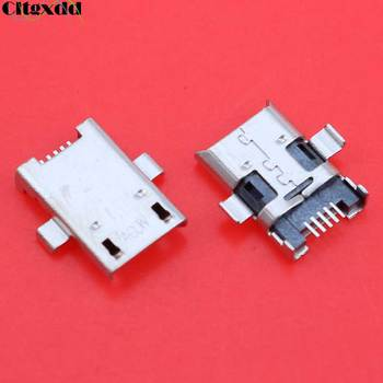 5PCS Micro USB Jack Socket Connector Charging Port for Asus ZenPad 10 ME103K Z300C Z380C P022 8.0 Z300CG Z300CL K010 K01E image