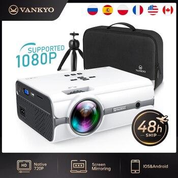 VANKYO Leisure 410XX Mini Projector 1080P 200 1