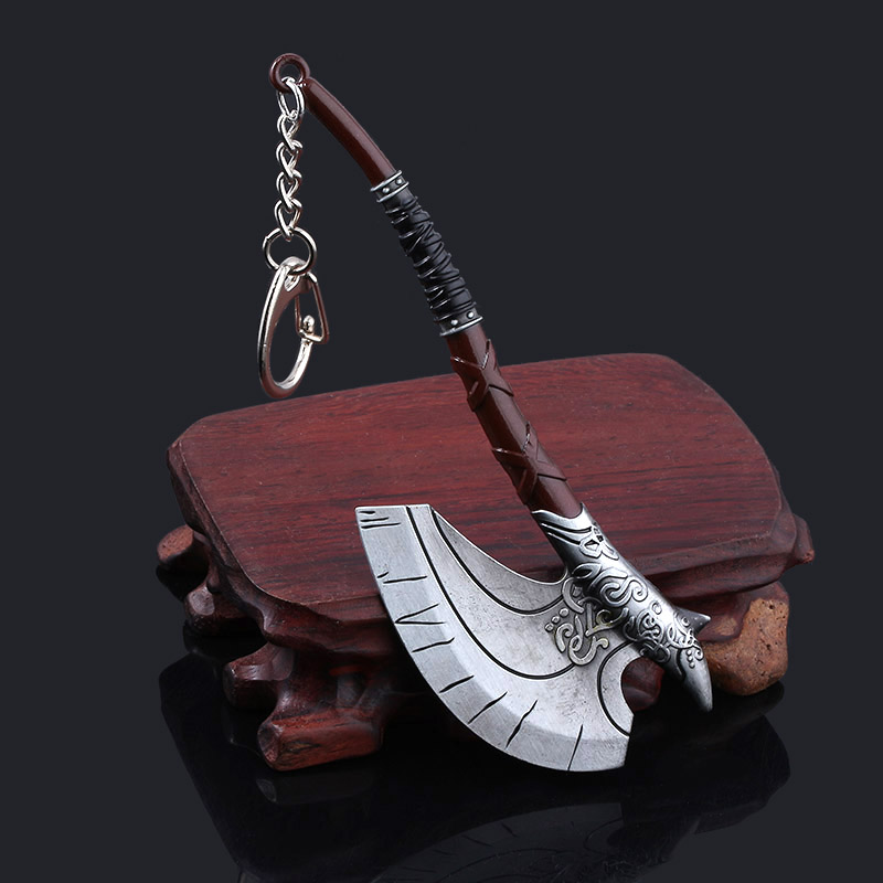 New Style Marvel Avengers Thor Jane Axe Hammer Keychain Thor Stormbreaker Key Chain For Movie Fans Jewelry