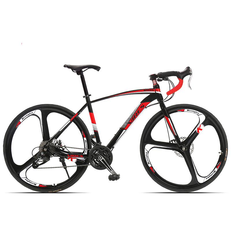 Road Bike Bicycle 21/27/30 Speed Fat Bike 3 Knife Bend City Shift Adult Male And Female Students 2019 New
