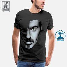 George Michael Unisex T-shirt Closer Face