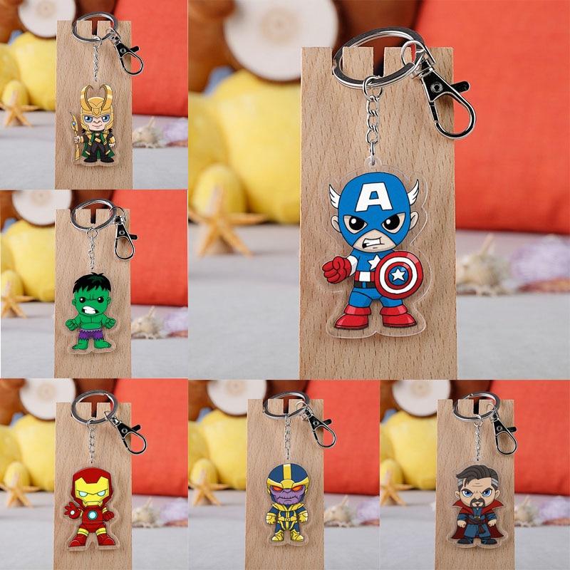 Marvel Avengers Bracelet Accessories Ironman,Captain American,Thor,Black Panther