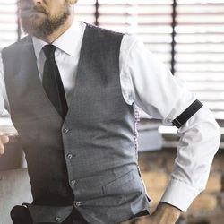 2 шт Мужская рубашка жениха рукав держатель металлический нескользящий ремень эластичная наручная повязка 40JF
