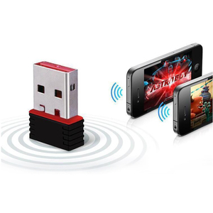 Wi-Fi адаптер Ralink RT5370, 5370 Мбит/с, интерфейс usb 5370