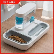 4 Style Pet Cat Bowl Dog for Cats Feeder Bowls Kitten Automatic Drinking Fountain 1.5L