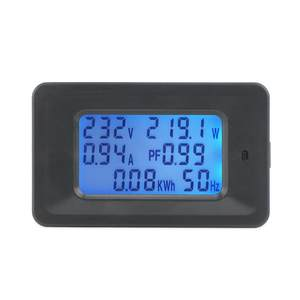 Digital Voltage Meter Energy Meter Power Factor Energy Frequency Meters Voltmeter Ammeter Current AmpsTester Detector Indicator